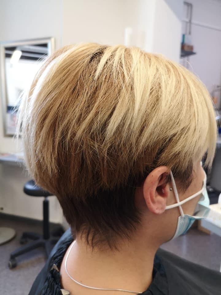 VORHER: Coiffure Hair Shop | CH-8953 Dietikon | +41 44 7401393