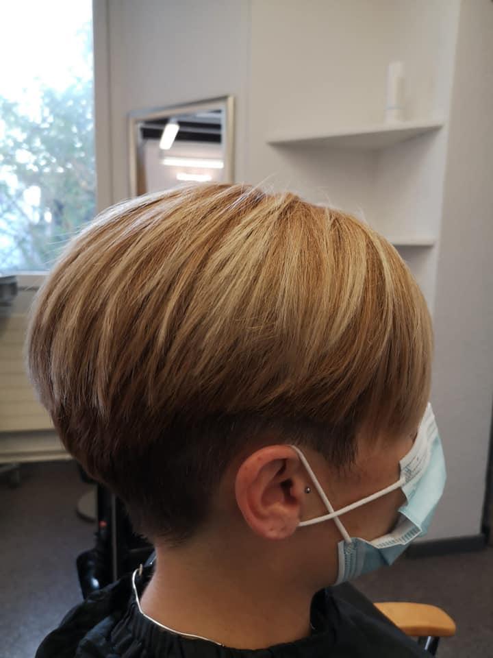 NACHHER: Coiffure Hair Shop | CH-8953 Dietikon | +41 44 7401393